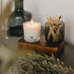 Bare Trees Scented Candle by Tatine