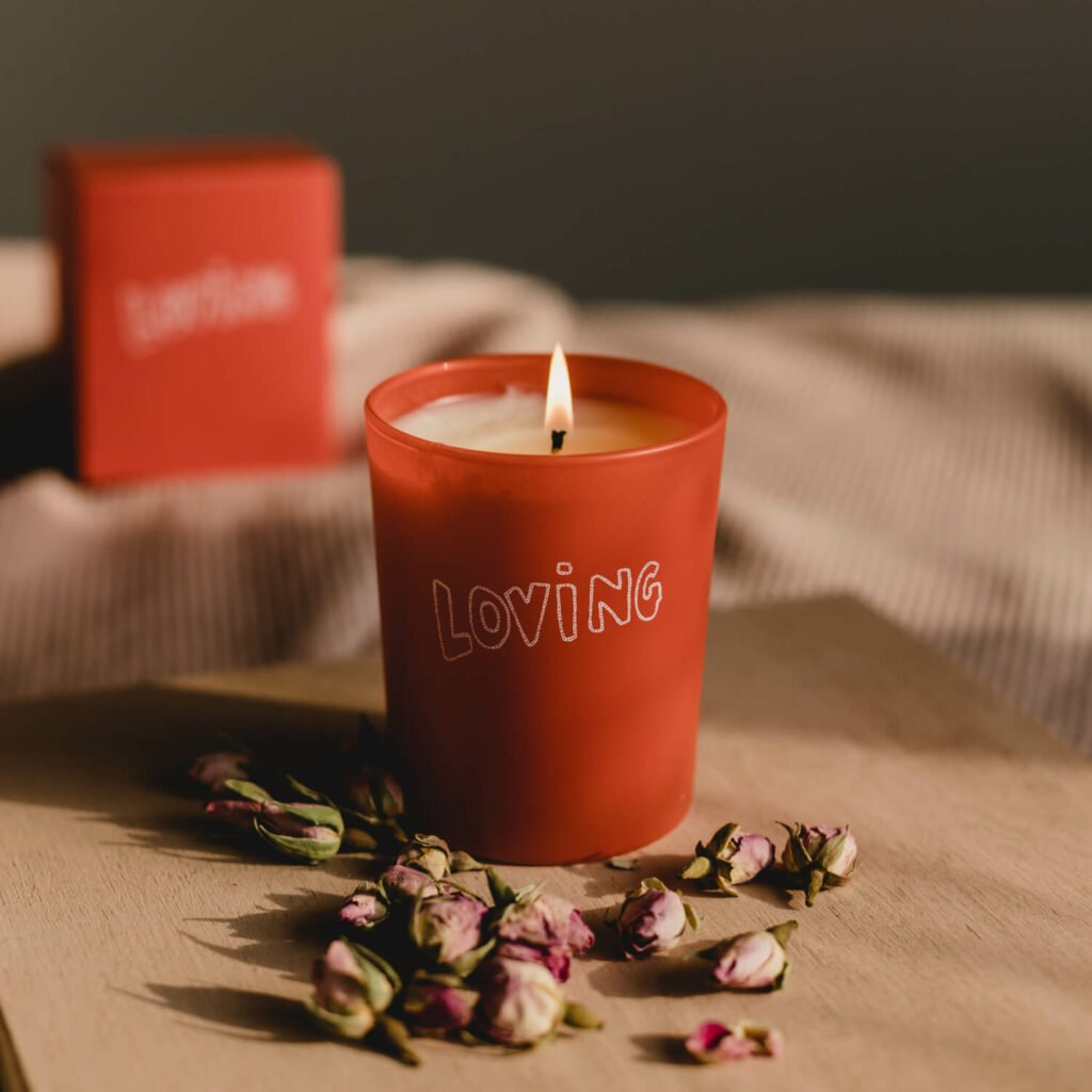 Loving Scented Candle by Bella Freud