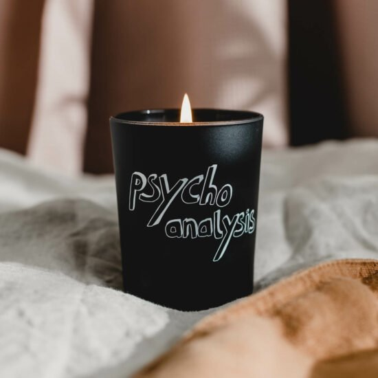 Psychoanalysis Scented Candle by Bella Freud