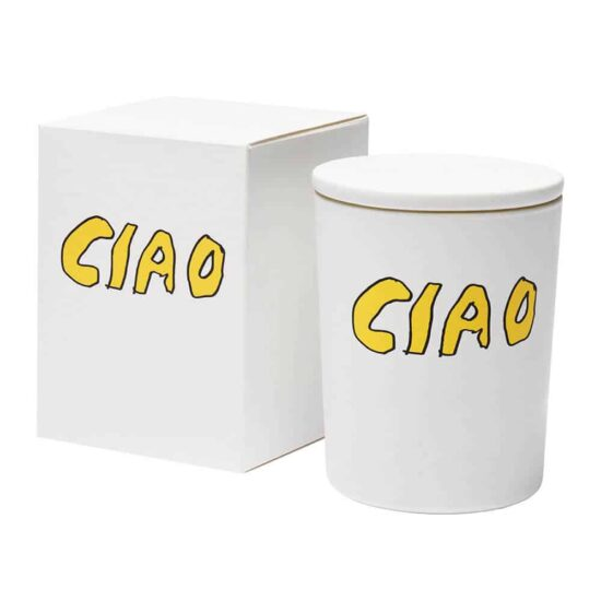 Ciao Scented Candle by Bella Freud