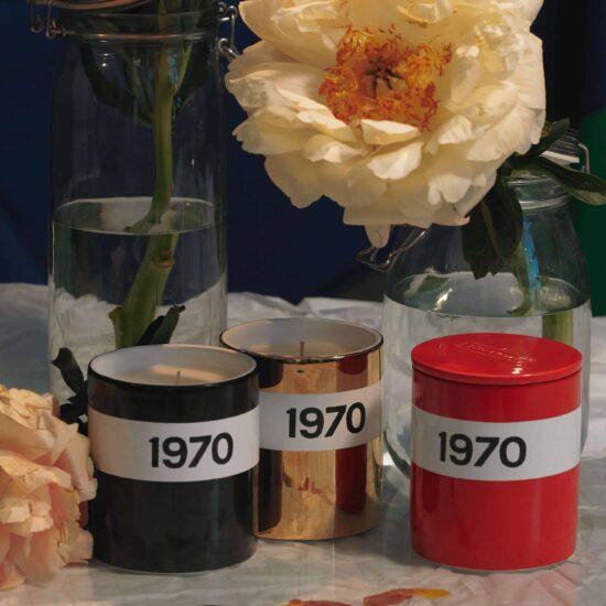 Ceramic Candle by Bella Freud