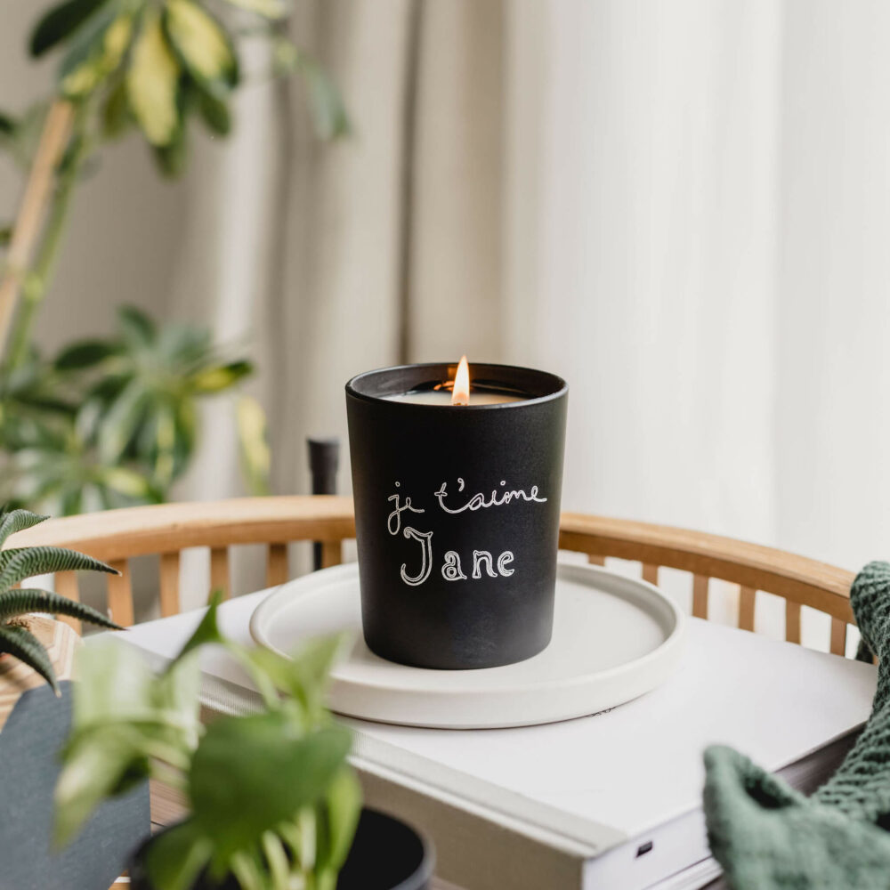 Je t'aime Jane Scented Candle by Bella Freud