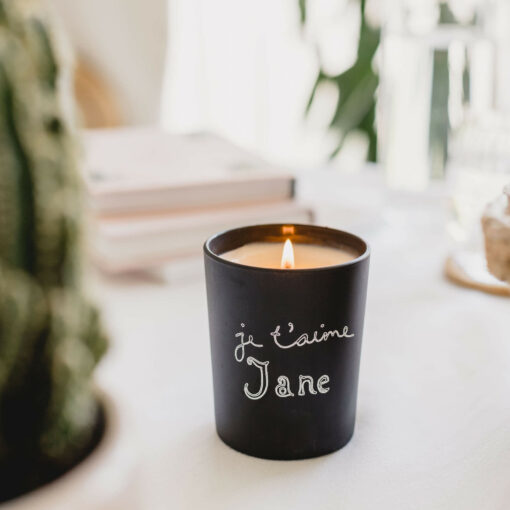 Je t'aime Jane Candle by Bella Freud