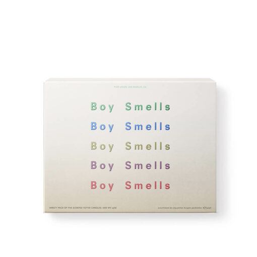 Pride Scented Candle Gift Set by Boy Smells