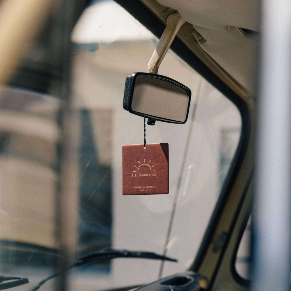 Golden Coast Car Fragrance by P.F. Candle Co.