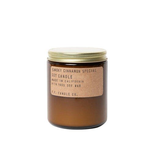 Smoky Cinnamon Special Scented Candle by P.F. Candle Co.