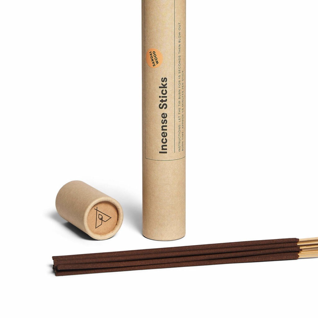 Sandalwood Incense Sticks by Earl of East