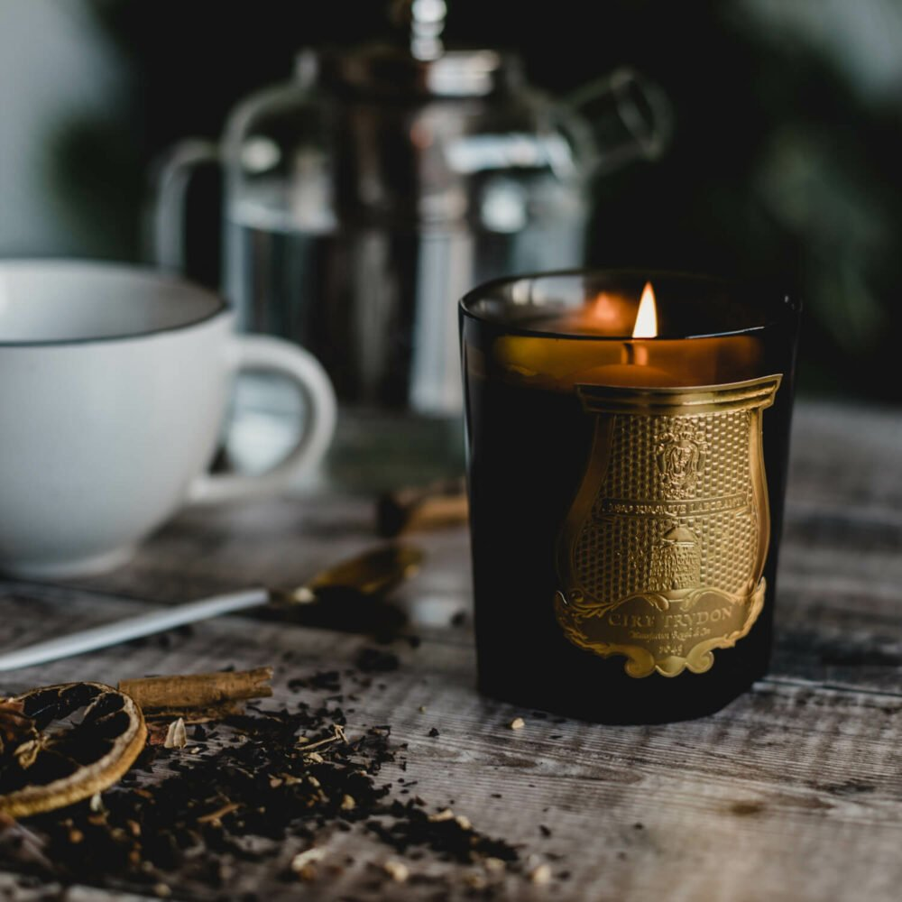 Nazareth Scented Candle by Cire Trudon