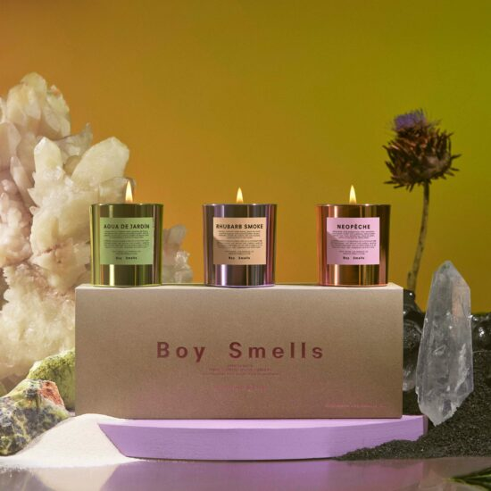 Hypernature Candle Gift Set by Boy Smells