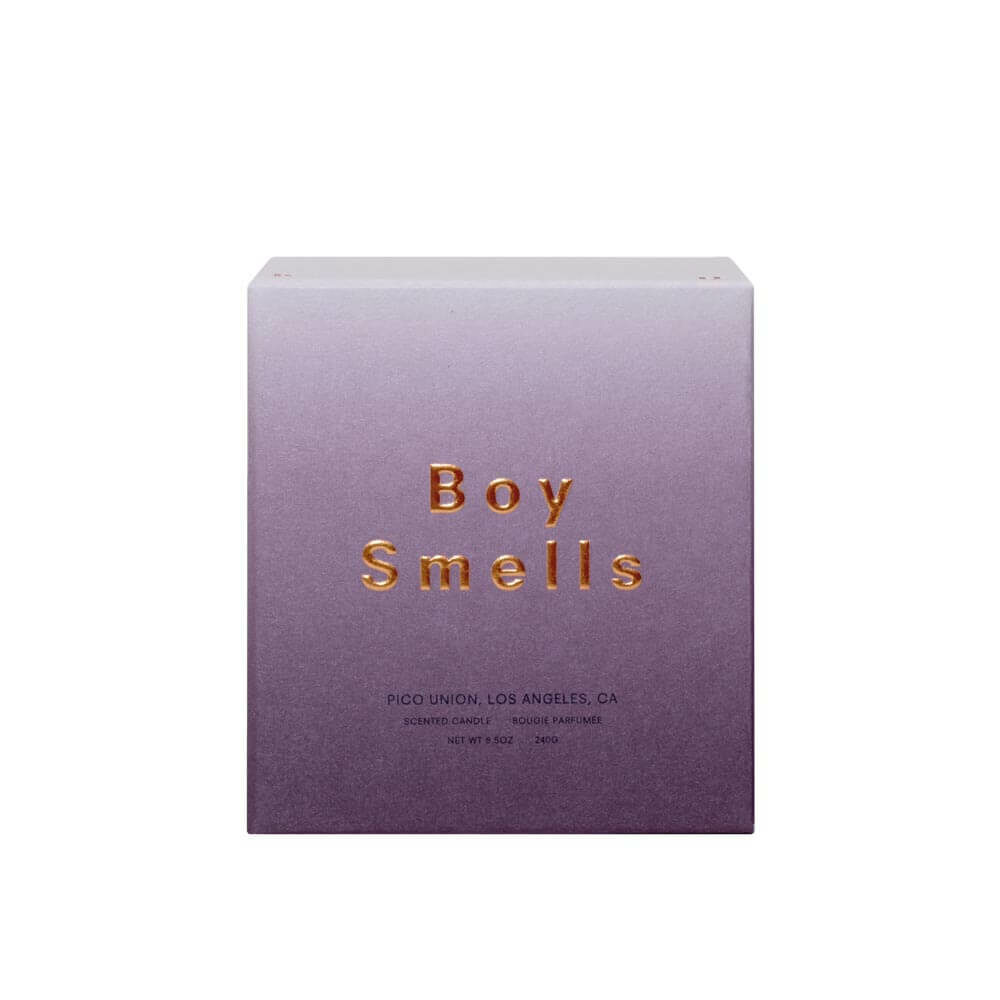 Hypernature Neopéche Scented Candle by Boy Smells