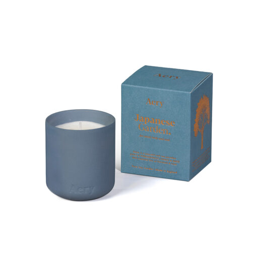 Japanese Garden Scented Candle by Aery