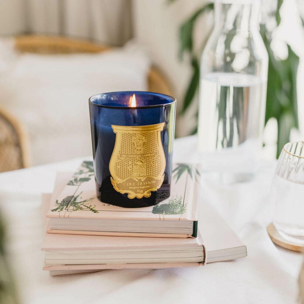 Maduraï (Jasmine) Candle by Cire Trudon