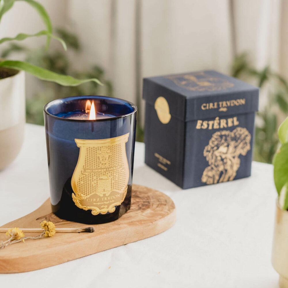 Estérel Candle by Cire Trudon