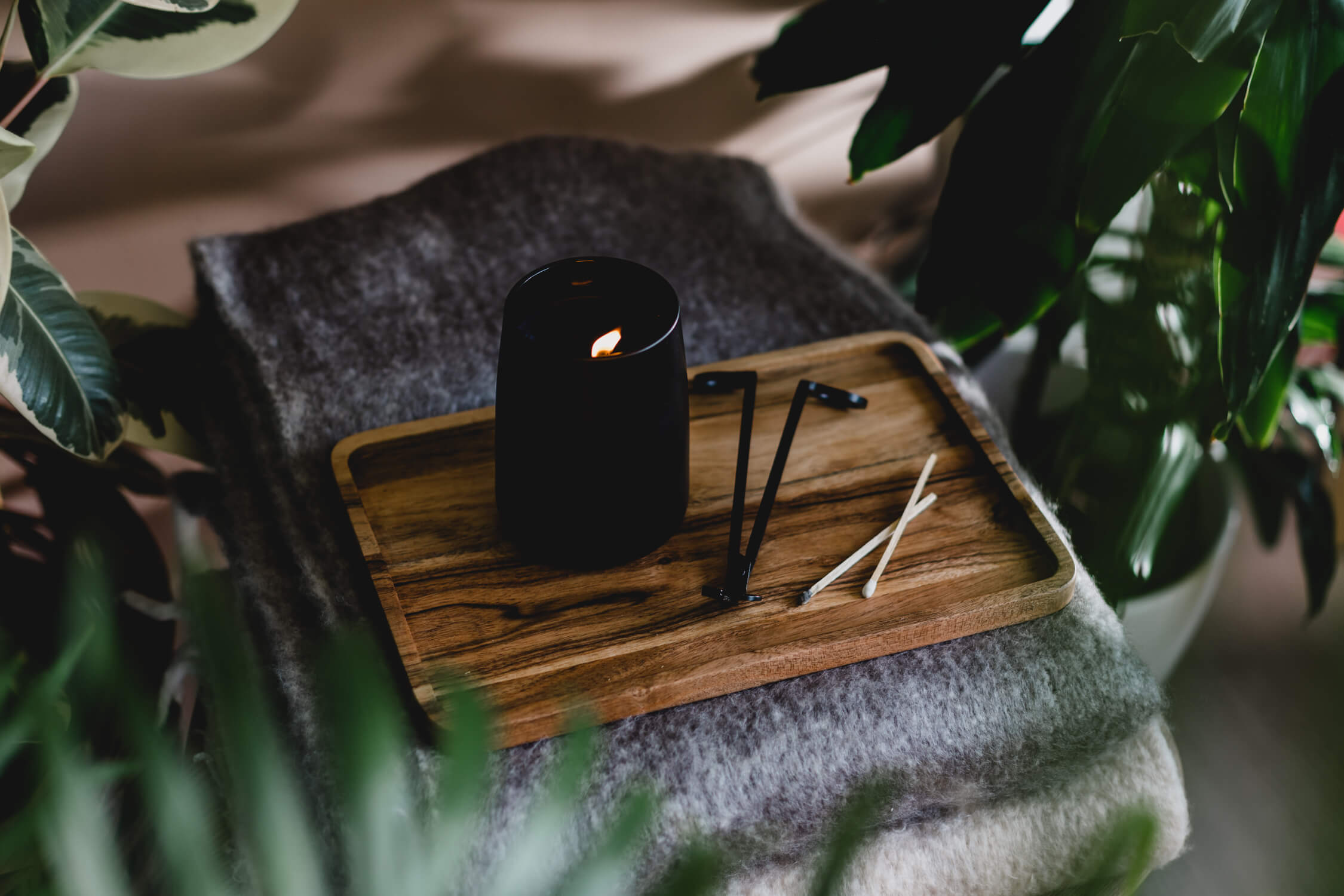 Agapé Scented Candle by SOH Melbourne