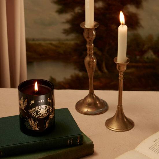 Winter Solstice Scented Candle by Evermore