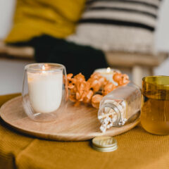 Pegwell Bay Scented Candle by Haeckels
