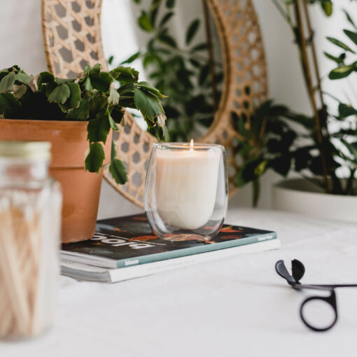 St John's Cemetery Scented Candle by Haeckels