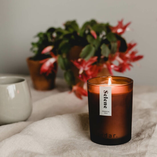 Selene Candle by Cedar