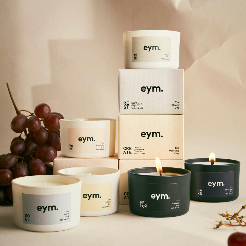 Mini Candle Bundle by Eym