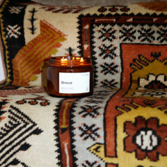Strand Scented Candle by Earl of East London