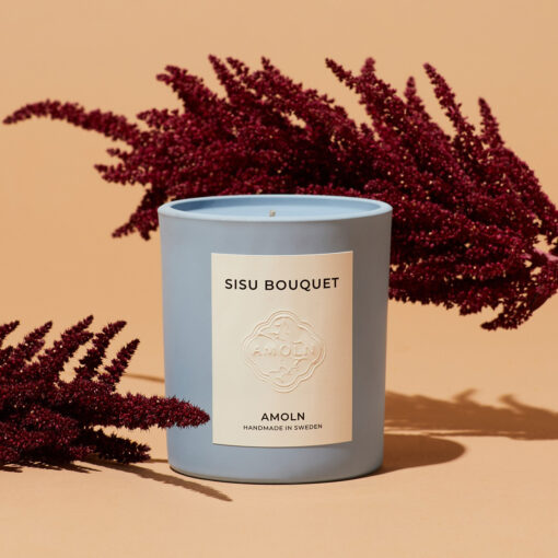 Sisu Bouquet Scented Candle by Amoln 1