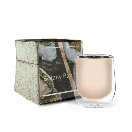 """Botany Bay / GPS 26' 3""""E Scented Candle by Haeckels"""