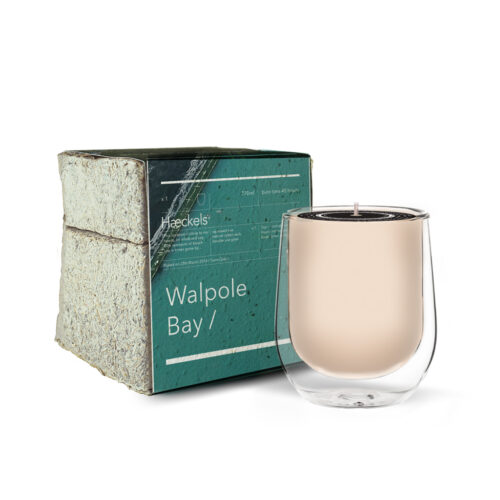 Walpole Bay Scented Candle by Haeckels