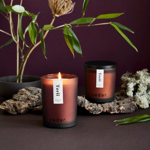 Torii Scented Candle by Cedar