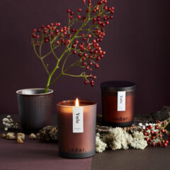 Yule Scented Candle by Cedar