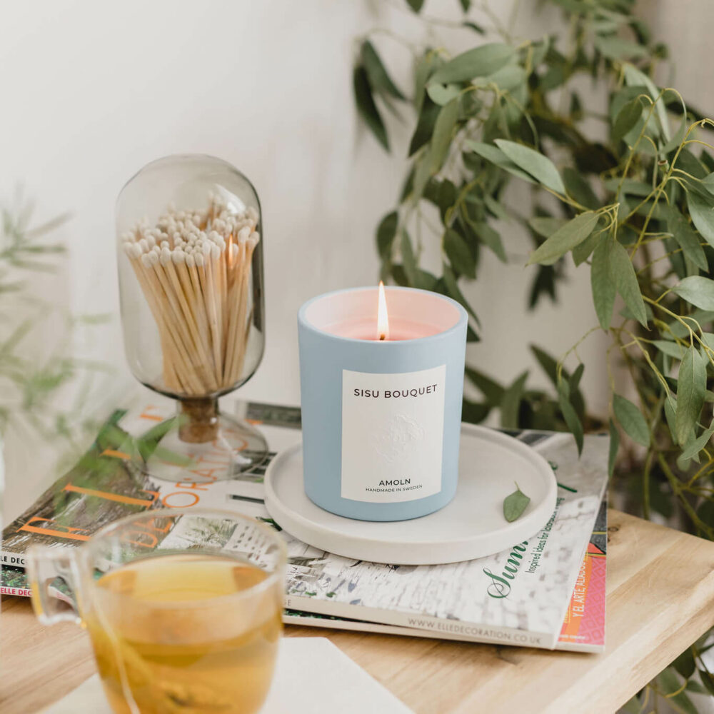 Sisu Bouquet Candle by Amoln