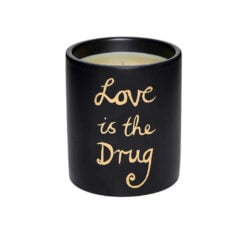 Love Is the Drug Candle by Bella Freud