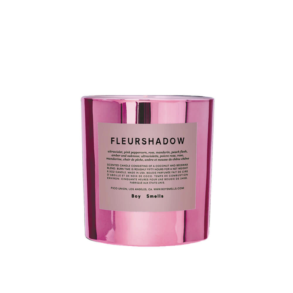 Hypernature Fleurshadow Scented Candle by Boy Smells