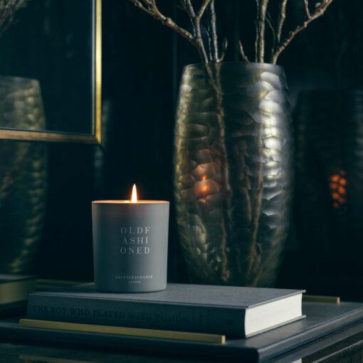 Old Fashioned Scented Candle by Saint Fragrance