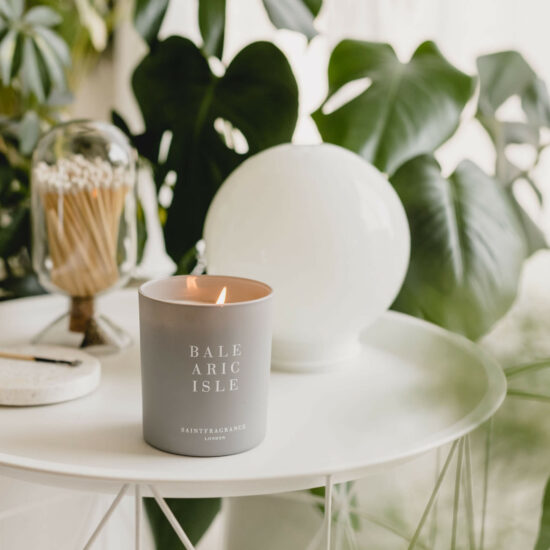 Balearic Isle Scented Candle by Saint Fragrance