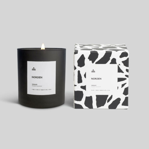 Hanalei Scented Candle by Norden Goods