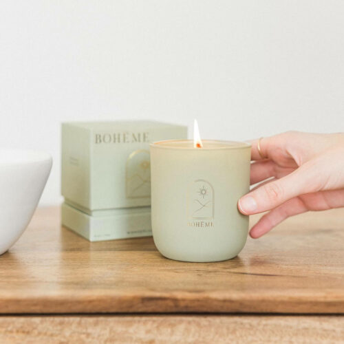 Asti Scented Candle by Bohéme