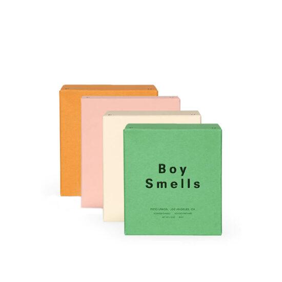Best Buds 2021 Candle Bundle by Boy Smells