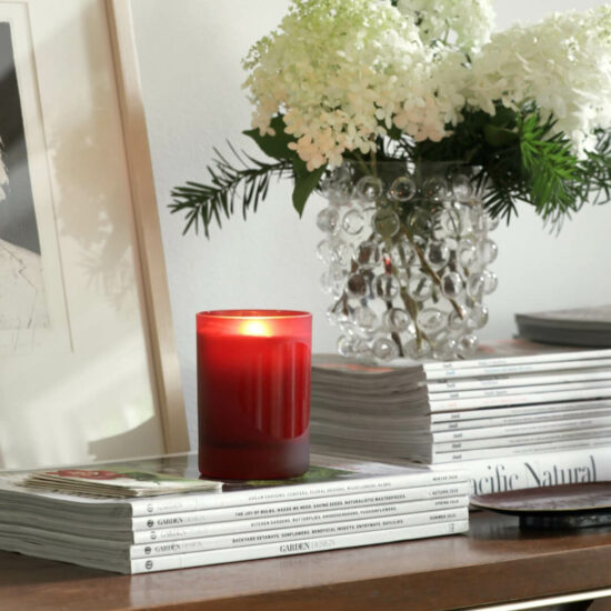 Homebody Scented Candle by Moodcast