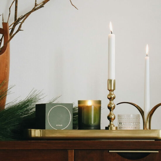 Reveler Scented Candle by Moodcast