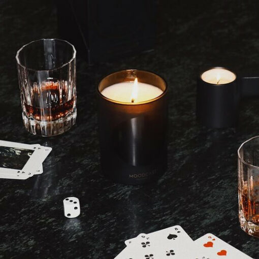 Sinner Scented Candle by Moodcast