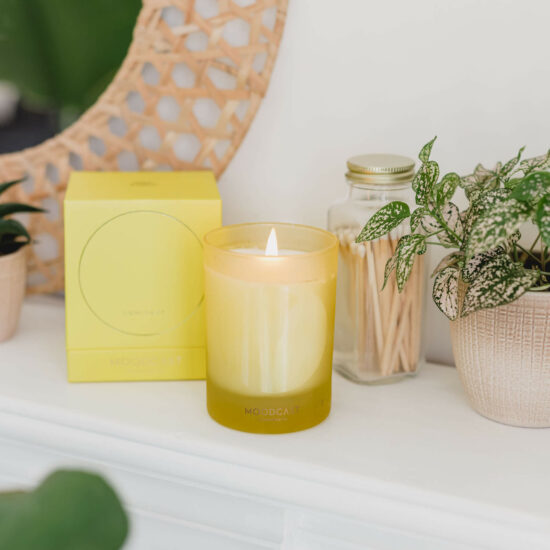 Luminary Scented Candle by Moodcast