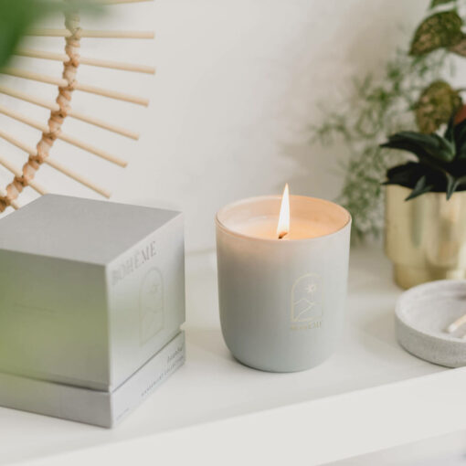 Istanbul Scented Candle by Boheme