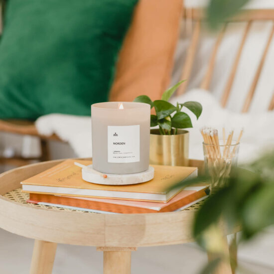 Topanga Scented Candle by Norden Goods