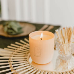Tahiti Scented Candle by Boheme
