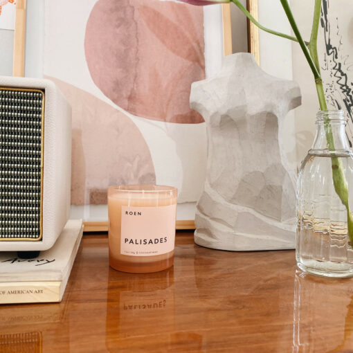 Palisades Candle by R O E N