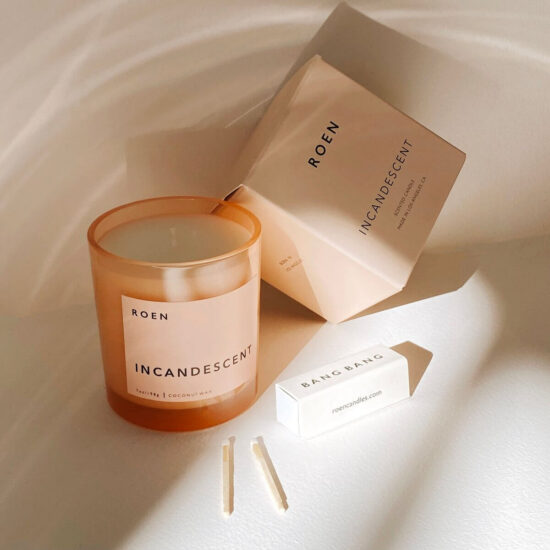 Incandescent Candle by R O E N