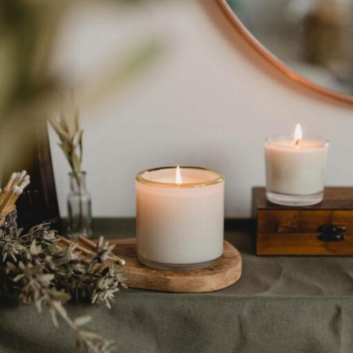 Feu de Bois Candle by LAFCO