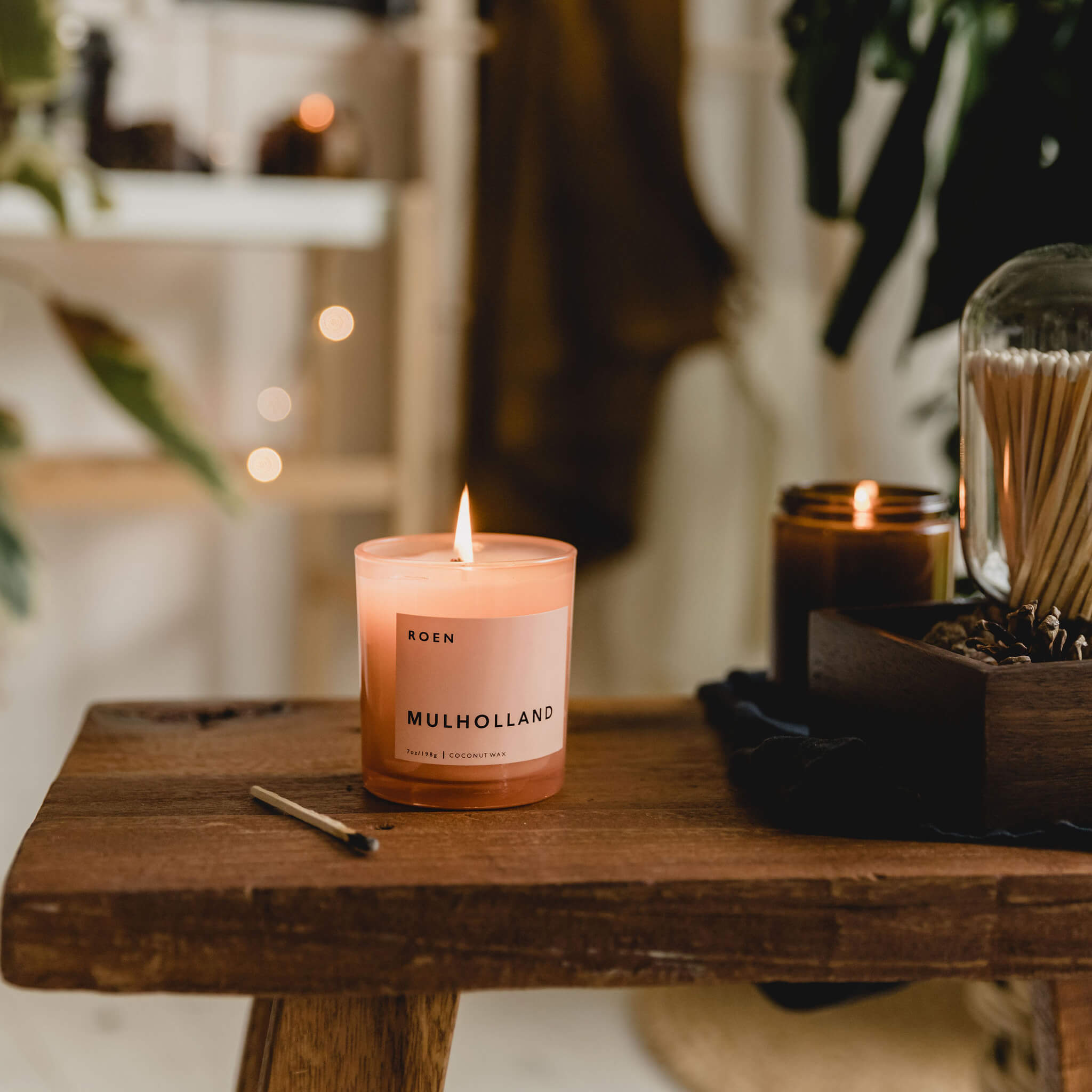 Mulholland Candle by R O E N