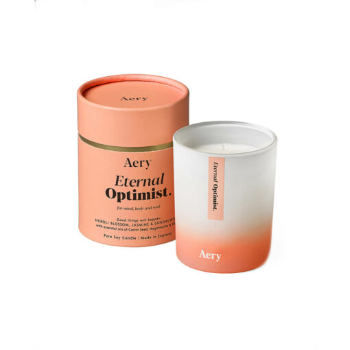 Eternal Optimist Scented Candle by Aery