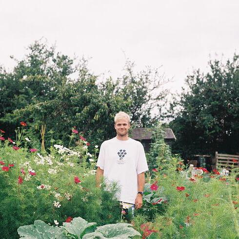 Freddie Strickland, Garden Designer